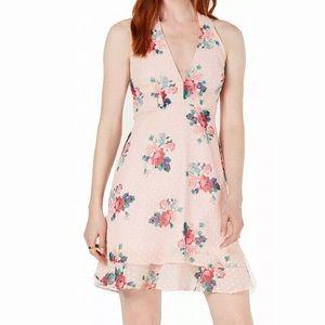 19 Cooper Floral Dot dress